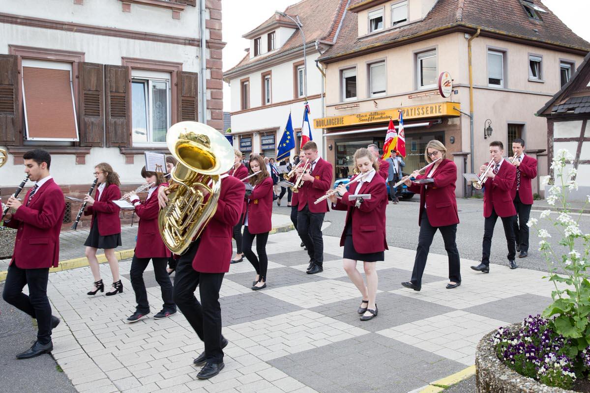 Cérémonie Victoire 8 mai 1945 (2016)