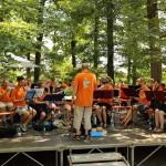 Waldfest à Preuschdorf (août 2015)