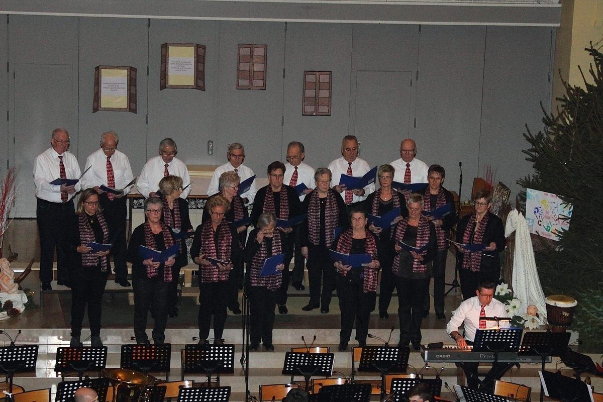 Concert de Noël (déc. 2016)